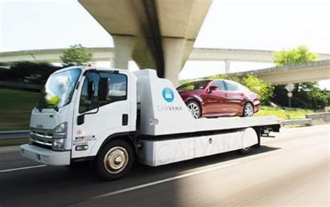 Carvana Rolls The Dice In Expansion In Las Vegas Fleet