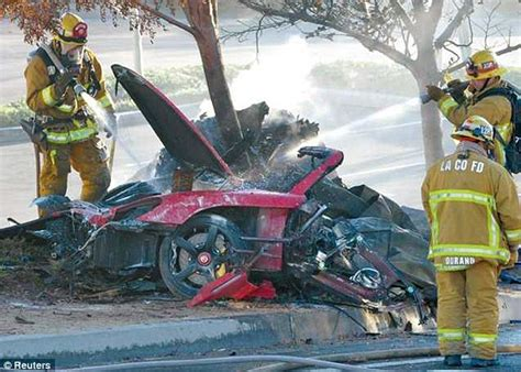 Dispatch tapes from Paul Walker crash scene reveal he was
