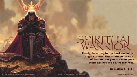 Quotes about Spiritual Warrior (33 quotes)