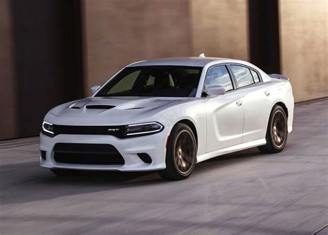 dodge charger srt hellcat revealed quickest