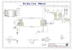 design spark reference design of arduino nano 3 0