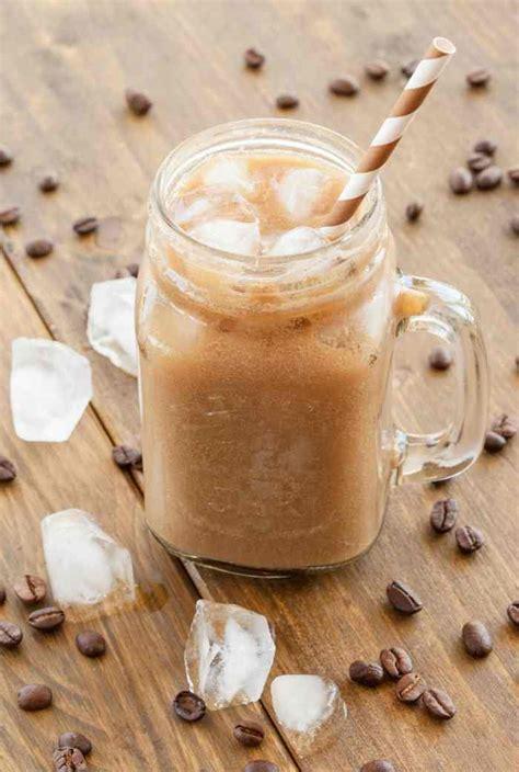 skinny iced mocha latte recipe sugar  keto