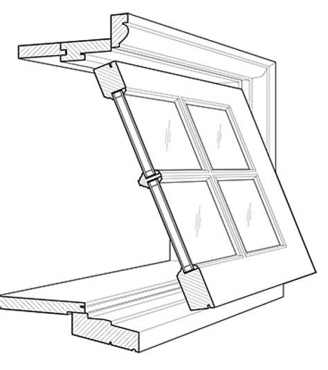 hopperawning windows northwest door sash