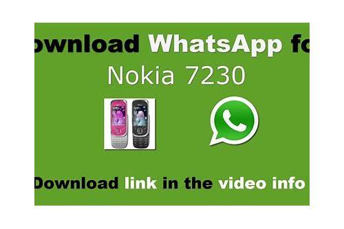 Nokia 7230 whatsapp download mobile9 :: tivadolis