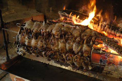 comment cuisiner la becasse brochette de grives grives à la broche au barbecue page 10