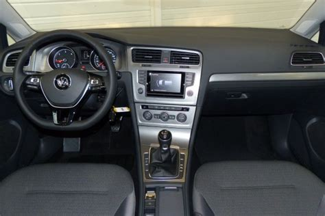 interieur golf 7 confortline golf vii conforline d 233 tails 233 volutions options photo page 7 forumgolf7 fr