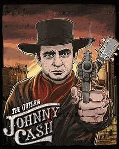 Johnny Cash Poster : johnny cash poster by daniel nash ~ Buech-reservation.com Haus und Dekorationen