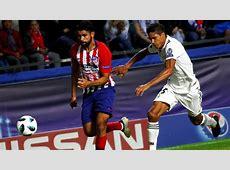 Real Madrid's Sergio Ramos, Raphael Varane 610 as