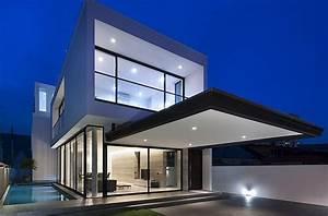 Maison Design Minimaliste De Park Associates