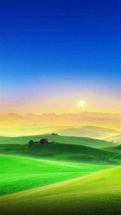 绿色放松自然风景壁纸图片