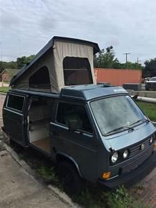 1987 Volkswagen Westfalia Camper Van Bus For Sale