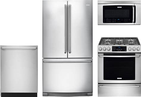 Electrolux 4piece Kitchen Package With Ei30gf45qs Gas
