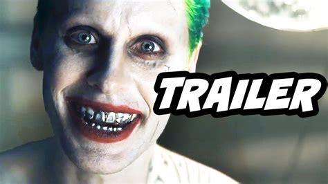 joker squad kostüm squad comic con trailer breakdown meet the joker