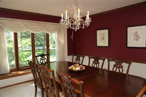 fine wine dining room