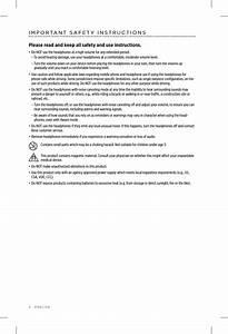 Bose Ap1 Wireless Headset User Manual