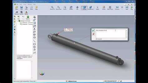 solidworks   edrawings viewer toolbar  part