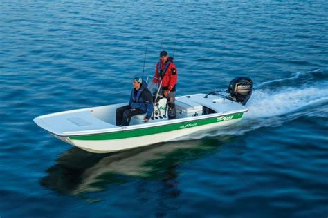 Skiff Navigation Lights by Mako Boats Inshore Boats 2016 Pro 17 Skiff Cc Description