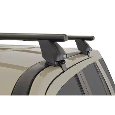 walmart roof rack rhino rack da118b dk055 2500 vortex aero roof rack system