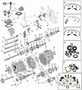 Diagrams For Jeep    Transmission Parts    Ax15 Transmission