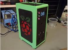 Raspberry Pi Desktop Tower Case #3DThursday #3DPrinting