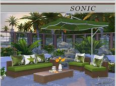 NynaeveDesign's Sonic Patio