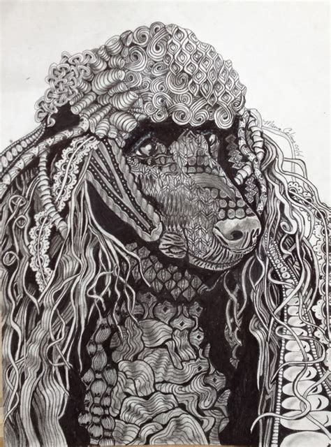 images  art projects zentangle animals