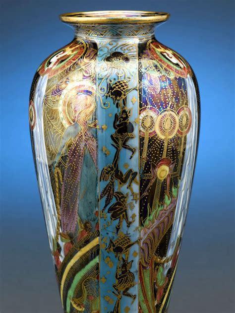 1406 glass vases for antique wedgwood porcelain fairyland lustre wedgwood