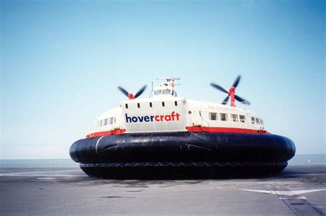 Soon you might be able to take a hovercraft from Toronto ...