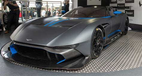 2017 Aston Martin Vulcan Specs And Redesign