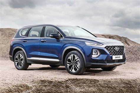 Hyundai 2019 : The New 2019 Hyundai Santa Fe Has Been Unveiled