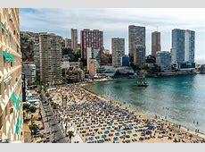 Holiday apartment for rent in Benidorm Playa de Levante