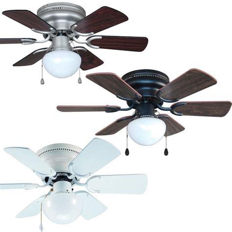 hton bay hugger 52 in brushed nickel ceiling fan 30 inch flush mount hugger ceiling fan w light kit satin