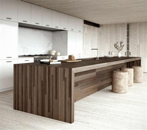 cuisine blanche bois cuisine moderne blanche et bois divers besoins de cuisine