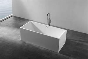 Freistehende Acryl Badewanne : freistehende badewanne nadi aus acryl wei 170 x 75 x 60 cm badewelt badewanne freistehende ~ Sanjose-hotels-ca.com Haus und Dekorationen