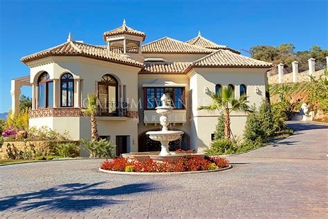 villa club resort andalusian luxury