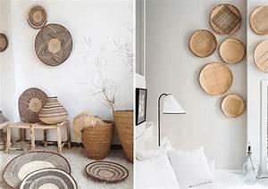 Set De Table Osier : osez les paniers en osier escale design escale design ~ Teatrodelosmanantiales.com Idées de Décoration