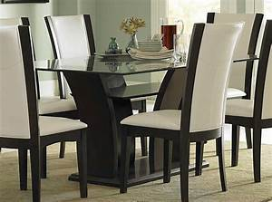 attachment white leather dining room chairs 1221 With white leather dining room chairs