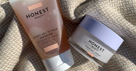 Honest Beauty Skincare Makeup Products Review