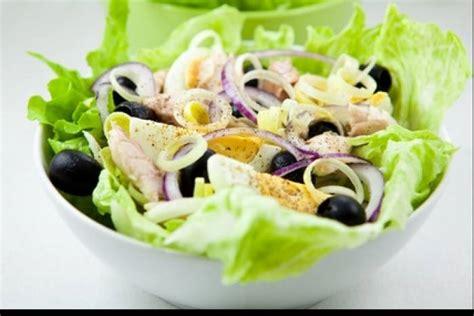 atelier cuisine toulouse recette de salade niçoise traditionnelle facile et rapide