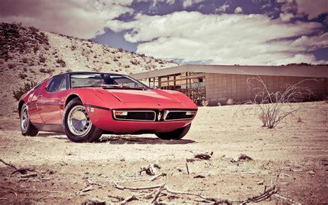 vintage maserati 1973 maserati bora and merak motor trend classic