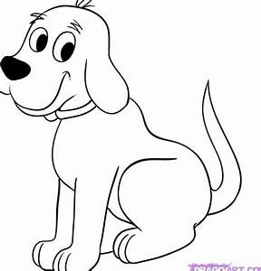 How To Draw Dog Step By Step For Kids