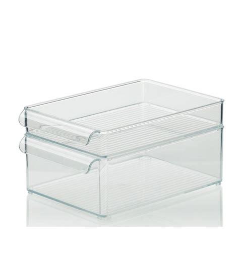 boite rangement cuisine boîte de rangement pour réfrigérateur et placards de cuisine 30cm x 10cm x 10cm wadiga com