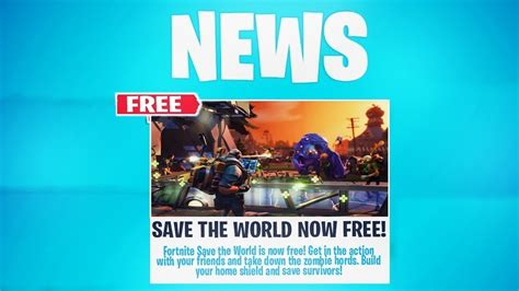 fortnite save  world  release delayed