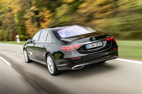 It has power, sophistication, tech superiority, and endless paths to customization. Mercedes-Benz S-Class 2020 review | Autocar