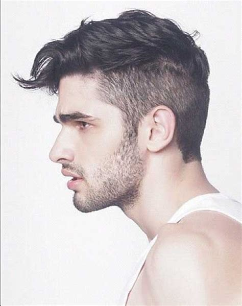 latest mens wavy hairstyles mens hairstyles