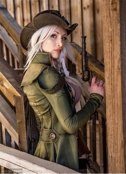 Kato Steampunk Steamgirl Cosplay Steam Wild West