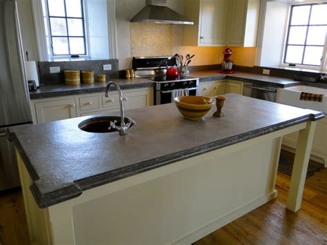 Pour Your Own Concrete Countertops by New Liqui Crete System That Guarantees Easiest Way To Pour