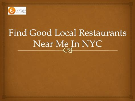 where can i buy ls near me find good local restaurants near me in nyc