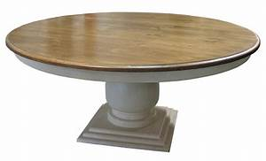 Eye Catching Stunning 60 Inch Round Pedestal Dining Table