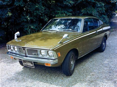 Mitsubishi Galant GTO 2000 1973–77 pictures (1920x1440)